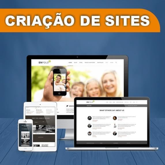 Empresa que cria sites em Linhares